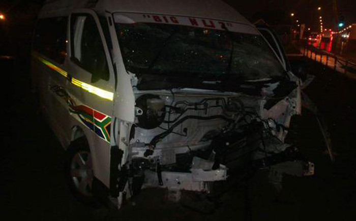 FILE: The provincial transport department says most of the crashes are happening on roads that are being upgraded. Picture: MRJ @eyesatu.