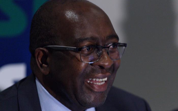 Finance Minister Nhlanhla Nene at a FEDUSA gathering in Pretoria on 4 March 2018. Picture: Ihsaan Haffejee/EWN