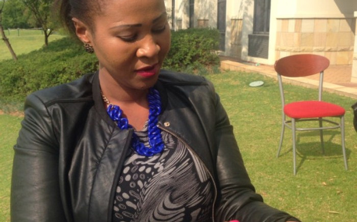 FILE: Lindiwe Ndwandwe was trapped under the rubble of the collapsed building at the Synagogue Church of All Nations for five days. Picture: Mia Lindeque/EWN.