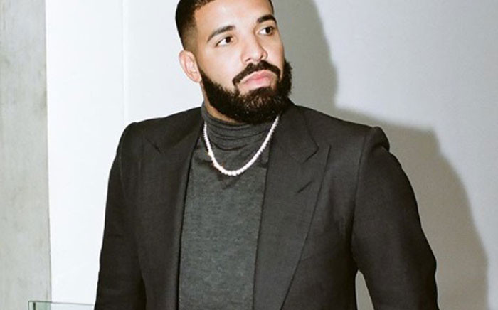 Canadian star and businessman Drake. Picture: @champagnepapi/instagram.com