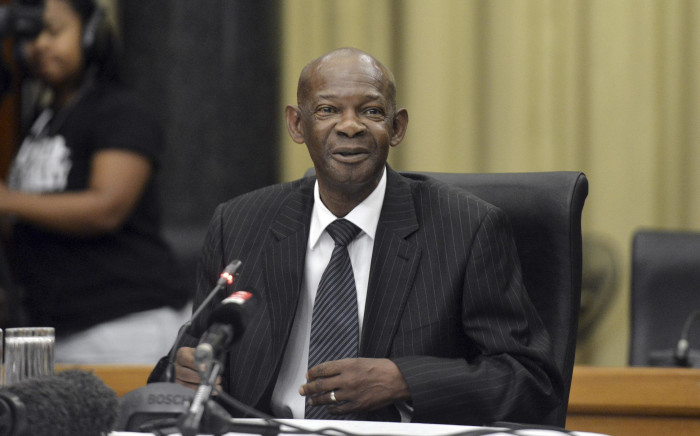 FILE: Advocate Silas Ramaite during the interviews for the National Director of Public Prosecutions (NDPP) position at the Union Buildings on 14 November 2018. Picture: Oupa Mokoena/African News Agency (ANA/Pool)