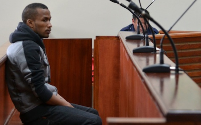 Johannes Kana was found guilty of raping and killing Anene Booysen. Picture: Renee de Villiers/EWN.
