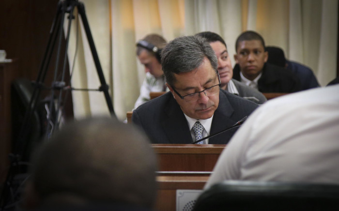 Former Steinhoff chief executive officer Markus Jooste is appearing at Parliament to answer questions from a joint sitting of the finance and other committees on 5 September 2018. Picture: Cindy Archillies/EWN