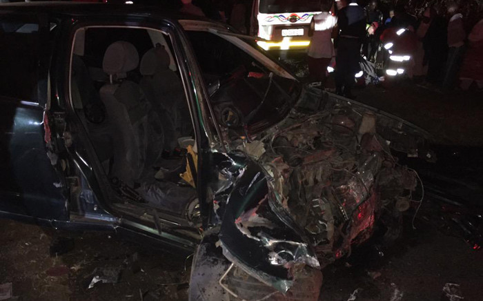 FILE: Motor vehicle accident. Picture: ER24.