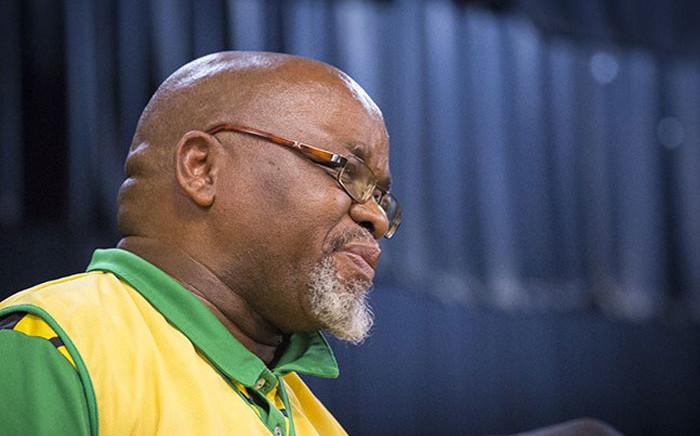 FILE: ANC Secretary General Gwede Mantashe. Picture: Aletta Harrison/EWN.
