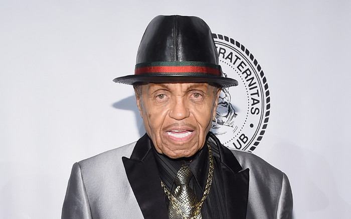 FILE: Joe Jackson attends the Friars Foundation Gala honouring Robert De Niro and Carlos Slim at The Waldorf Astoria on 7 October 2014 in New York City. Picture: AFP.
