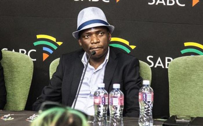 FILE: SABC executive Hlaudi Motsoeneng. Picture: Kgothatso Mogale/EWN