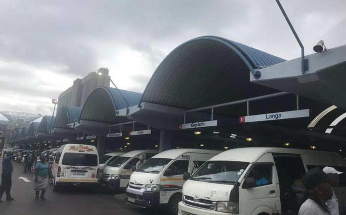 FILE: The station deck in Cape Town. Picture: EWN