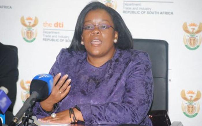 National Consumer Commissioner Mamodupi Mohlala-Mulaudzi. Picture: nccsa.org.za