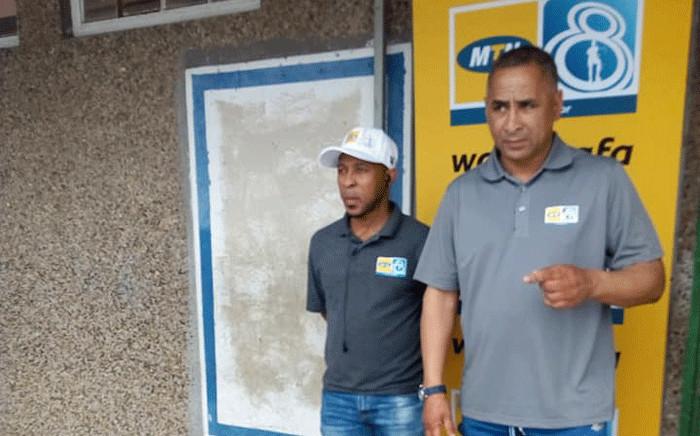 FILE: Edries Burton. Picture: Ayanda Felem Francis/EWN Sport.