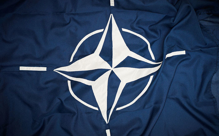 FILE: NATO flag. Picture: Commons.wikimedia.org