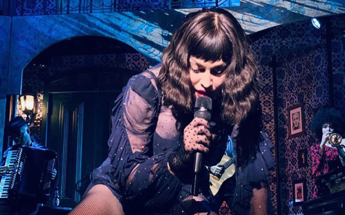 US singer Madonna. Picture: @Madonna/Twitter