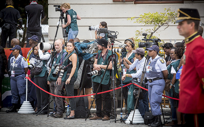 FILE: The Open Democracy Advice Centre wants to know exactly who ordered the use of cellphone jamming devices in Parliament during the president's State of the Nation Address (Sona) last week. Picture: Thomas Holder/EWN