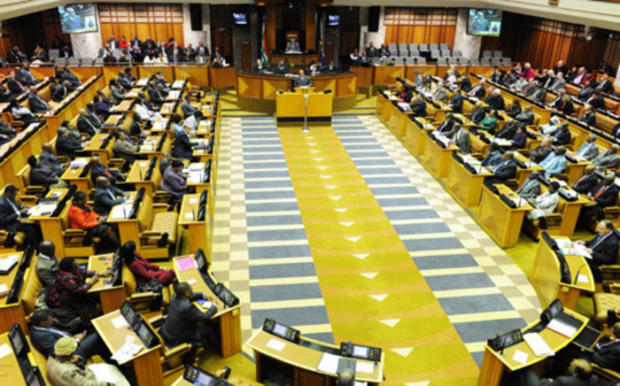 ANC MPs came under fire for removing a clause in the Labour Relations Bill. Picture: EWN
