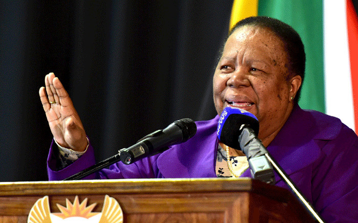 FILE: Higher Education Minister Naledi Pandor. Picture: GCIS