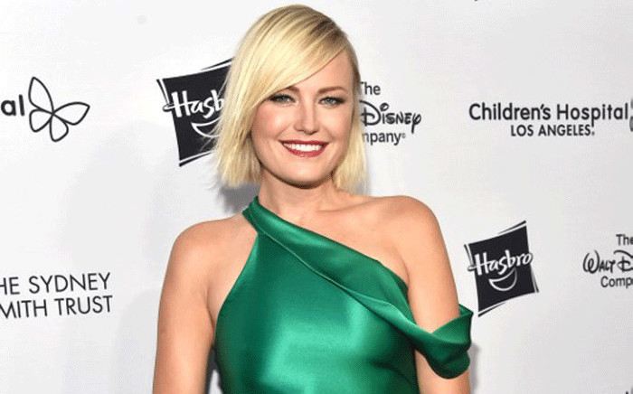 """Malin Åkerman attends the 2018 Children's Hospital Los Angeles """"From Paris With Love"""" Gala at LA Live on 20 October, 2018 in Los Angeles, California. Picture: AFP."""