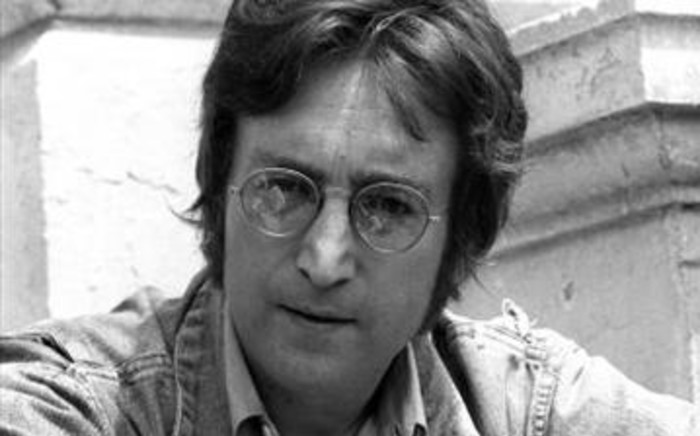 Music legend John Lennon in 1971 : Picture: AFP.