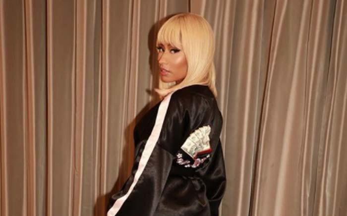 FILE: 'Anaconda' hitmaker Nicki Minaj. Picture: @nickiminaj/Instagram