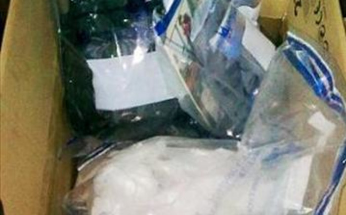 Goods seized during a massive drugs bust at Durban Harbour. Picture: Narissa Subramoney/Eyewitness News