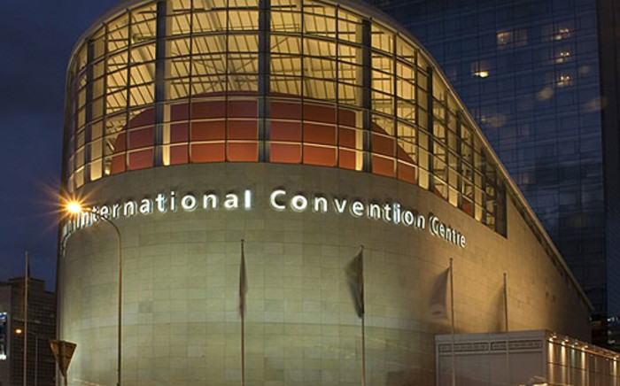 The Cape Town International Convention Centre. Picture: Eyewitness News.