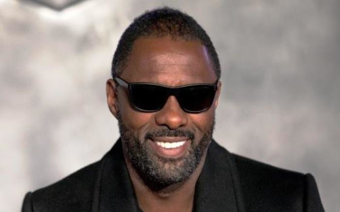 FILE: British actor Idris Elba. Picture: AFP