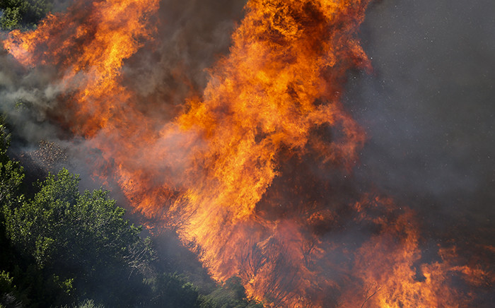 FILE: Manager at the Fire Protection Association, Dale Nortje, said firefighters had been deployed to try to contain the blaze. Picture: Aletta Gardner/EWN.
