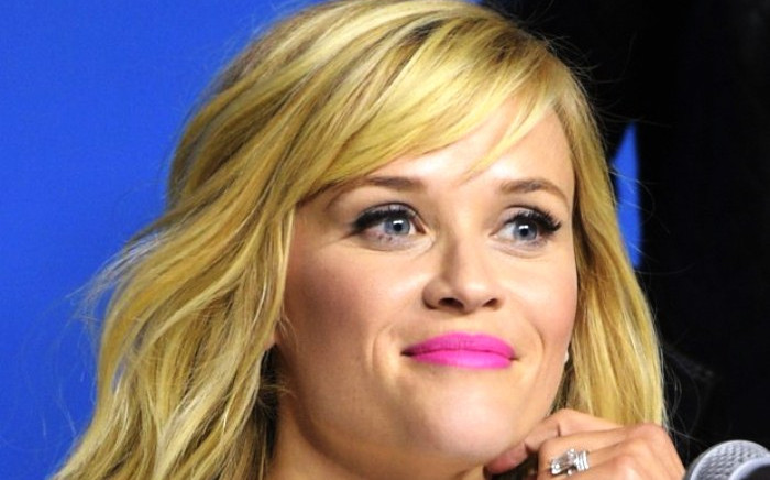 """Actress Reese Witherspoon speaks onstage at the """"Wild"""" Press Conference during the 2014 Toronto International Film Festival on 8 September, 2014 in Toronto, Canada. Picture: AFP."""