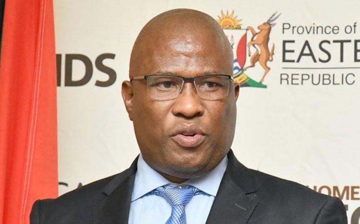 Eastern Cape Premier Oscar Mabuyane. Picture: @OscarMabuyane/Twitter