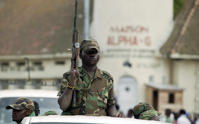 FILE: Members of the rebel group on board a truck from the North Kivu provincial capital of Goma, the Democratic Republic of the Congo. Picture: United Nations Photo.