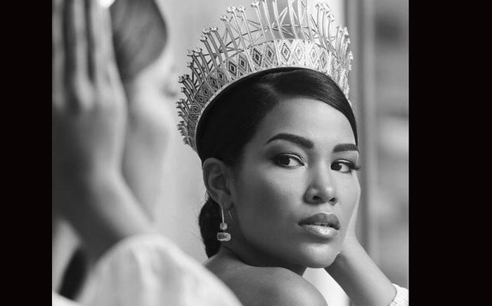 Miss SA Sasha-Lee Olivier. Picture: Miss SA Official.