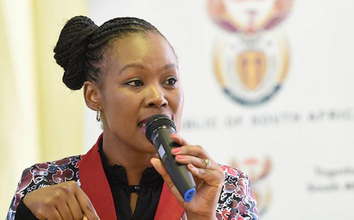 Communications Minister Stella Ndabeni-Abrahams. Picture: Supplied.