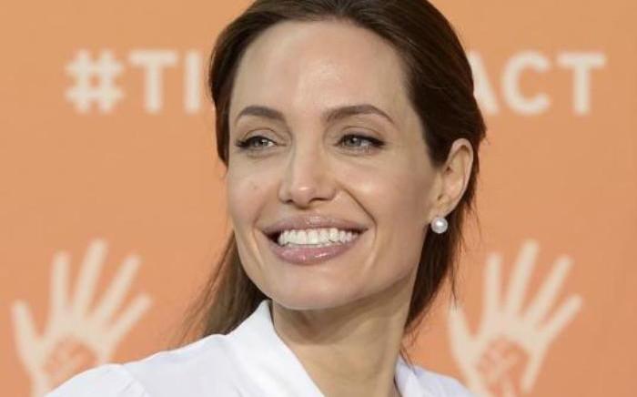 Angelina Jolie. Picture: EPA.
