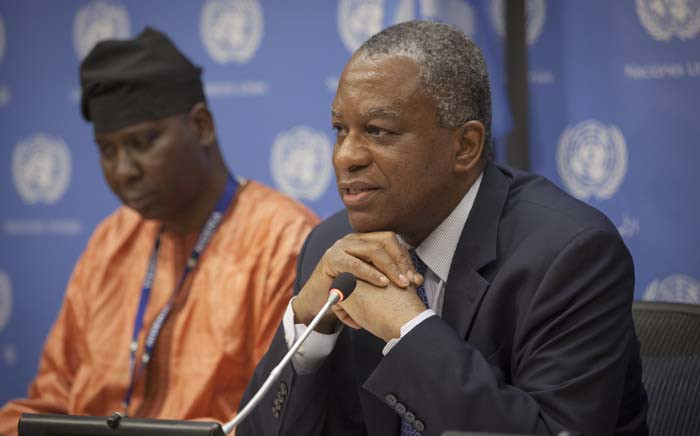 Nigerian Foreign Minister Geoffrey Onyema. Picture: United Nations Photo.