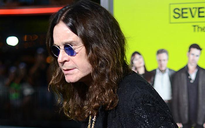 FILE: Musician Ozzy Osbourne. Picture: AFP