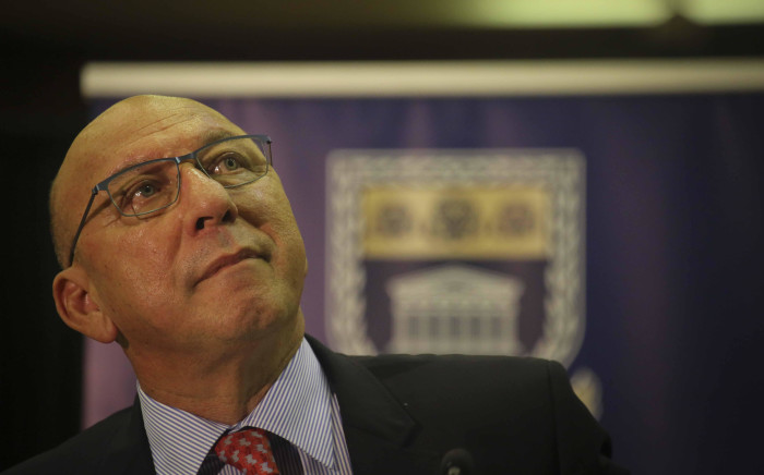 FILE: Trevor Manuel delivered the keynote address at the Archbishop Thabo Makgoba Trust Public Lecture hosted by the University of the Western Cape on 16 May 2018. Picture: Cindy Archillies/EWN