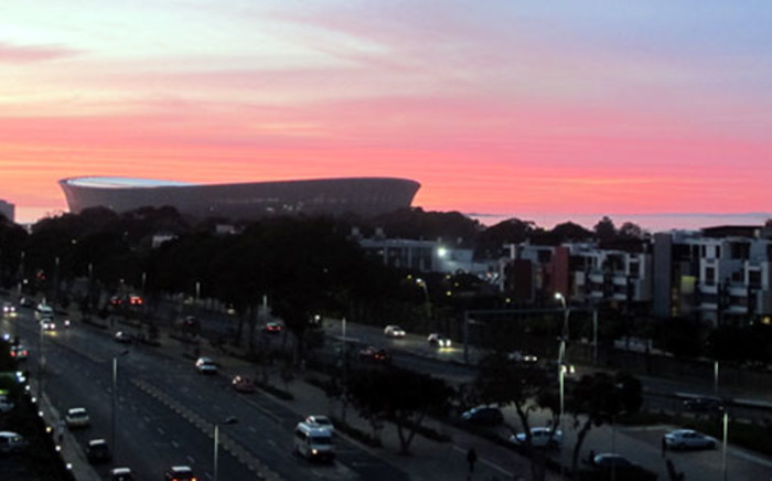The Cape Town Stadium. Picture: Aletta Gardner/EWN