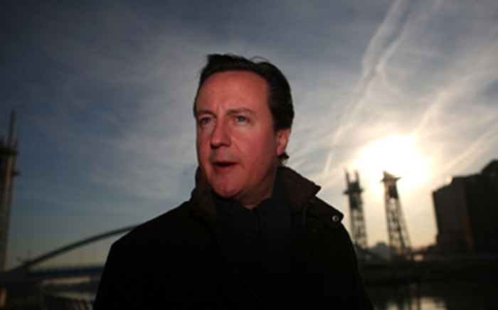 UK Prime Minister David Cameron. Picture: AFP