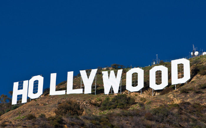 FILE: Hollywood Hills. Picture: Hollywood Studios Facebook page