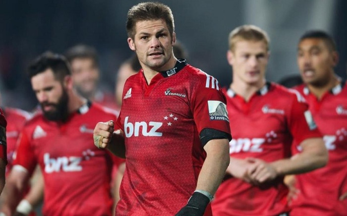 FILE: All Black skipper Richie McCaw returned from a rib injury to lead the Crusaders in their semifinal against the Sharks. Picture: Official Super XV Rugby Facebook Page.