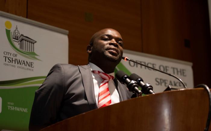 Tshwane Mayor Solly Msimanga. Picture: EWN
