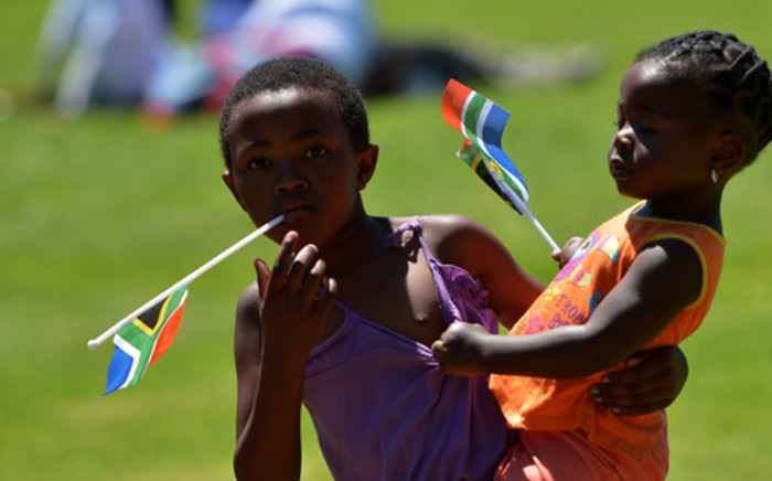South Africa celebrates 20 years of democracy on 27 April. Picture: AFP.