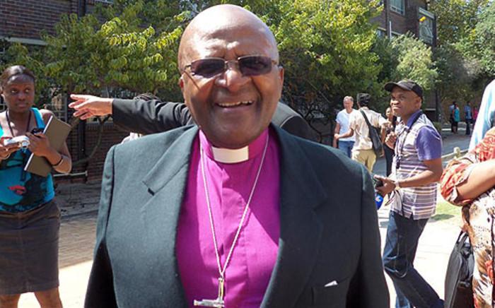 Archbishop Emeritus Desmond Tutu. Picture: EWN