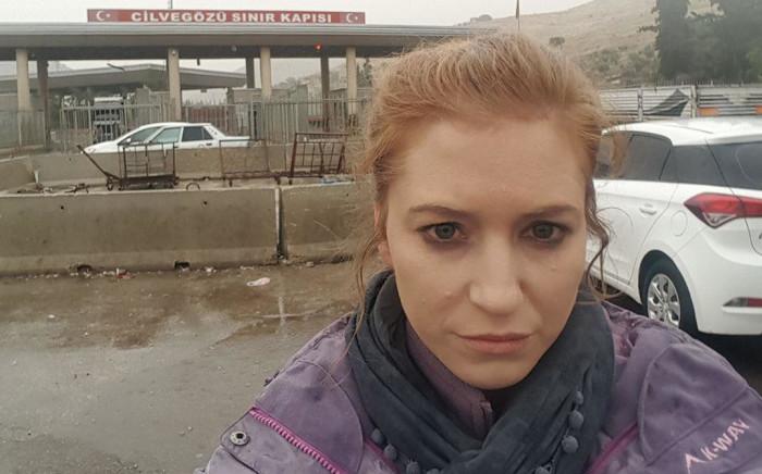 SABC 8 journalist Suna Venter.  Picture: Facebook.com.