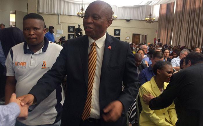 Johannesburg mayor Herman Mashaba. Picture: Masa Kekana/EWN