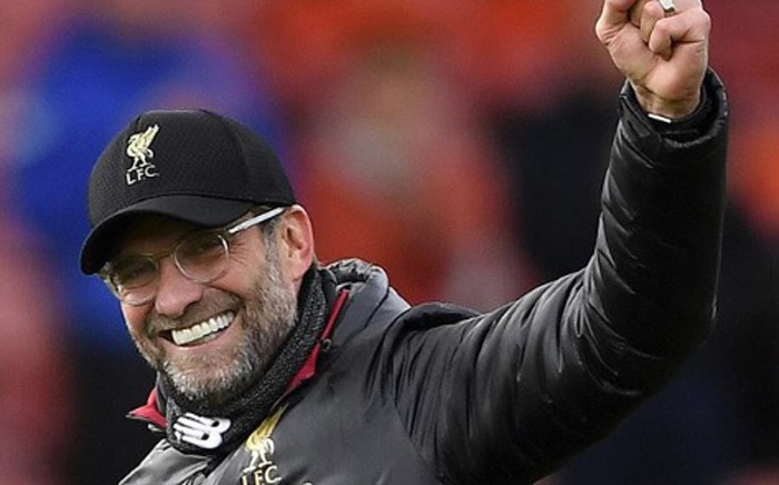 Liverpool manager Jurgen Klopp. PIcture: @liverpoolfc/Instagram.
