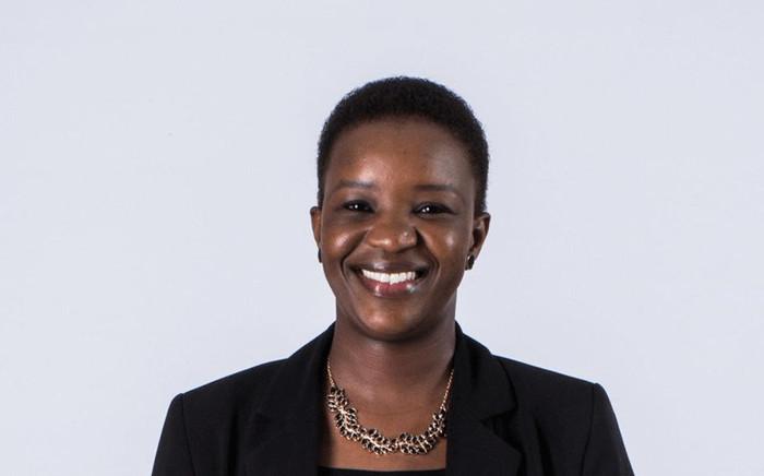 Eskom board member Busisiwe Mavuso. Picture: @BusiMavuso2/Twitter.