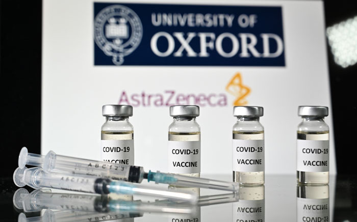 FILE: The University of Oxford and drug manufacturer AstraZeneca have developed a COVID-19 vaccine. Picture: AFP.