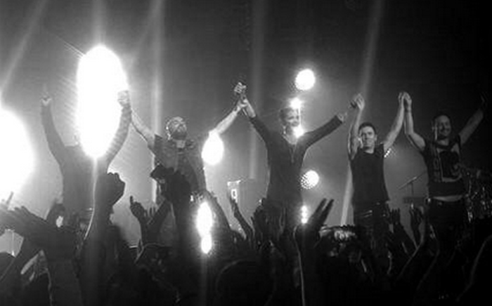 The Script. Picture: The Script on Twitter