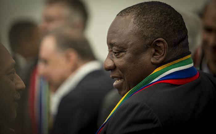 FILE: Deputy President Cyril Ramaphosa. Picture: Reinart Toerien/EWN.