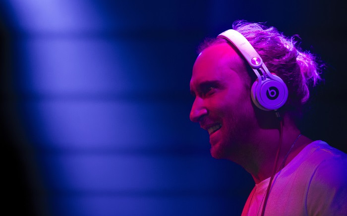 FILE: French DJ David Guetta. Picture: AFP.